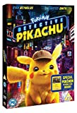 Pokémon Detective Pikachu [DVD] [2019] only £10.00 on Amazon
