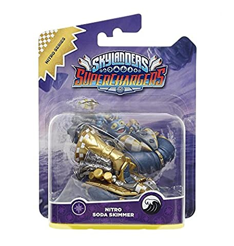 Activision Skylanders Superchargers Nitro SODA Skimmer Jouet Hybride Console compatible Compatible Multi Plateformes
