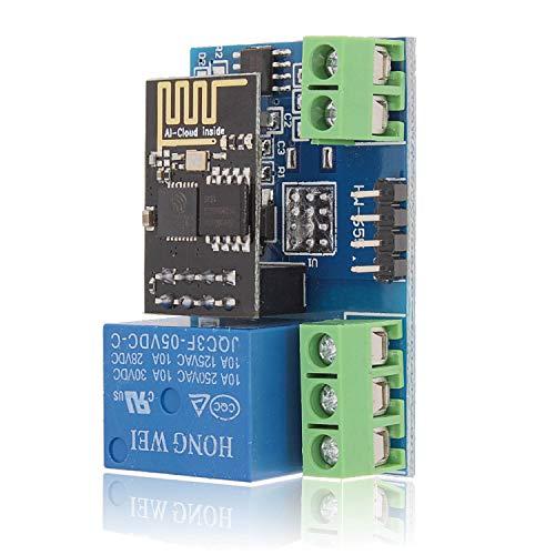 ZhengFei ESP8266 5V WiFi Relaismodul Internet Der Dinge Intelligentes Heimtelefon APP Fernbedienung Schalter LDTR-WG0195 Fields Board -
