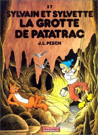 Les Indispensables de la BD, Sylvain et Sylvette, tome 37 : La Grotte de Patatrac