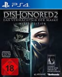 Dishonored 2: Das Vermächtnis der Maske - Limited Edition (inkl. Definitive Edition) [PlayStation 4]