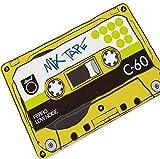 Knbob Vorleger Flur Vintage Mix-Bänder Stil 12 Duschmatten Anti Rutsch 40X60Cm