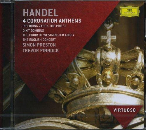 Handel: Zadok The Priest (Virtuoso series) Test