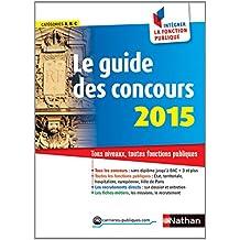 Le guide des concours 2015