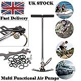 3Stage 4500psi Air Pumpen für PCP Pistolen/Gewehre/Air Guns/Automobil Reifen/Motorrad Reifen/Fahrrad Reifen/aufblasbare Kajaks/aufblasbare Bälle