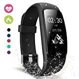 Fitness Tracker, moreFit Slim Touch Activity Tracker Orologio...