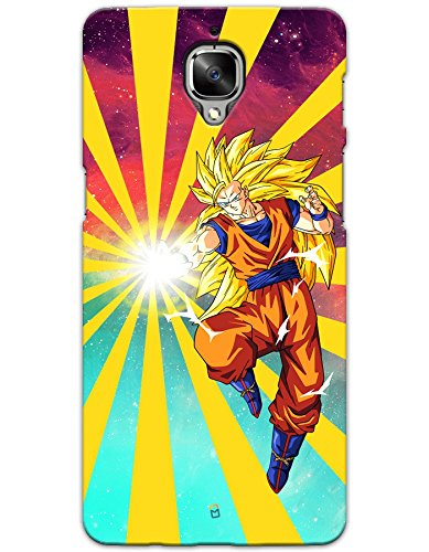 Dragon Ball Z Goku Raging Blast case for OnePlus 3T  available at amazon for Rs.499