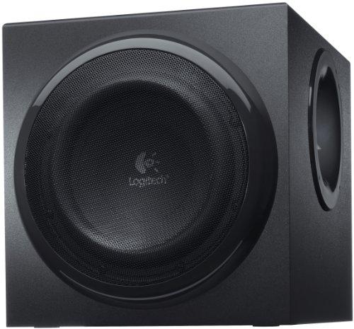 Logitech Z906 3D Stereo Lautsprecher THX (Dolby 5.1 Surround Sound und 500Watt) schwarz - 3