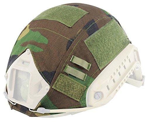 haoyk al aire libre militares camuflaje táctico para Airsoft y Paintball Gear...