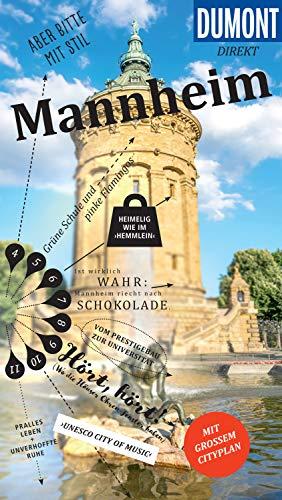 DuMont direkt Reiseführer Mannheim (DuMont Direkt E-Book)