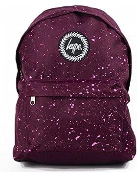 Hype Splat Backpack (Burgundy/Pi