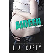 AIDEEN: Slater Brothers Book 3.5 (English Edition)