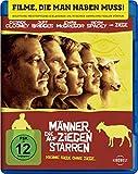 Männer, die auf Ziegen starren [Blu-ray]