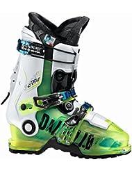 Dalbello botas de esquí Sherpa T.I. si para hombre/verde FL. Transparente/blanco/Mondo punto 28,5