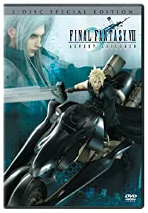 Final Fantasy VII: Advent Children [Import USA Zone 1]
