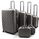 Luggage Trolley Bags,Set Of 6 Pieces,699619/6