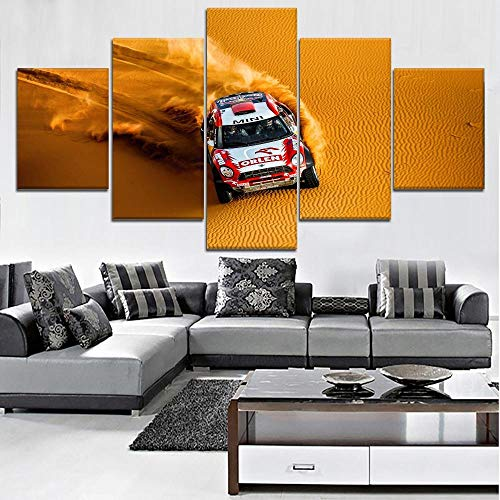 Wodes Modern Hd Impreso Wall Art Canvas Modular Picture