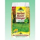 Neudorff Azet HerbstRasenDünger 5 kg, Langzeitdünger, Vollzeitdünger