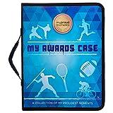 My Proud Moments Sammelordner für Sportmedaillen, Abzeichen und Urkunden von Kindern