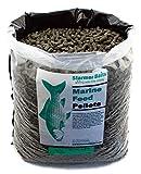 starmerbaits 8 mm Heilbutt Marine High Oil Pellets für Karpfen- und Grobfischangeln, 400 g bis 50...
