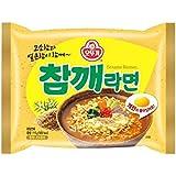 Ottogi nouilles instantanées coréennes sésame ramyun- livraison (sous 7 jours) (40pack (40 x 115g))