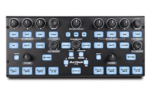 DJ-Tech CTRL DJ-Mixer, Controller (Dj-tech Mixer)