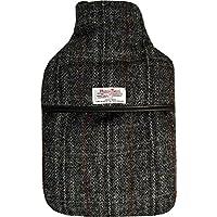 Schwarz Check Harris Tweed 100% reine Wolle Luxus 2L heißem Wasser Flasche (Geschenkbox) preisvergleich bei billige-tabletten.eu