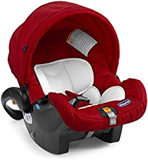 Chicco Keyfit Eu Baby Car Seat (Red)