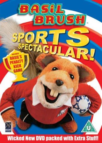 Basil Brush - Sports Spectacular