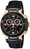 Tissot T-Race Rose Gold Men's 45mm Chronograph Automatic Watch T0484172705706