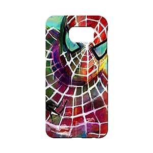 BLUEDIO Designer 3D Printed Back case cover for Samsung Galaxy S6 Edge Plus - G3409