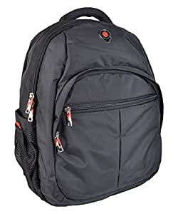 Sammerry Nylon 20 Liters Black Laptop Backpacks