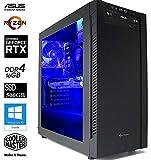 Best Logitech 4K téléviseurs - Snogard Gaming Line ryzen 5 R5-1500X|GTX1080|480SSD + 2TB|16GB Review