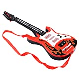 #7: Sunshine Music and Lights Guitar Toy, Big Red