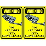 "Green Panda-""CCTV Camera Surveillance Sign Board"" | You are Under CCTV Surveillance Sign Board (2)"