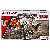 Meccano - 6052632 - Jeu de Construction - Super Truck 15 modèles