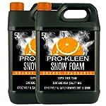 10L of Pro-Kleen Orange Snow Foam wit...