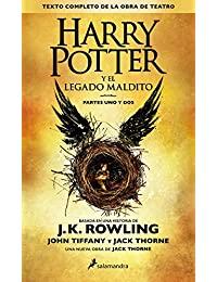 Harry Potter y el legado maldito/ Harry Potter and the Cursed Child
