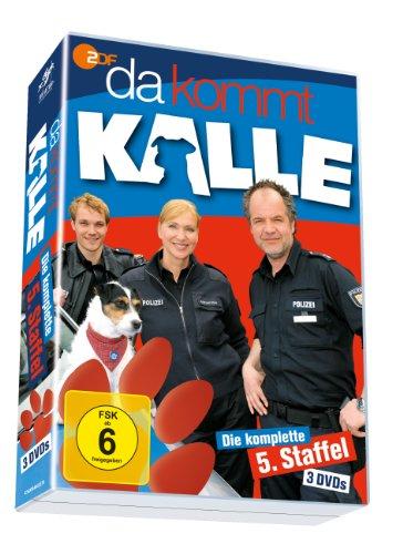 Da Kommt Kalle Staffel 5 3 Dvds Preisbarometer
