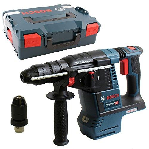 Bosch Akku-Bohrhammer GBH 18V-26 F mit SDS plus, Solo Version Clic & Go mit L-BOXX Gr. 2 / 136