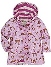 Hathi Girls Raincoat -Soft Deers - Chubasquero Niñas