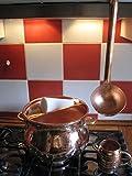 CopperGarden® SET ? Feuerzangenbowle aus Kupfer ? verzinnt ? Kessel, Feuerzange, Kelle, Tasse & Zuckerhut Test