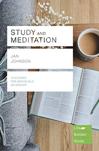 Study and Meditation (Lifebuilder Study Guides) (Lifebuilder Bible Study Guides) (English Edition)