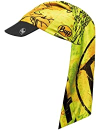 Buff High UV Pro Visor Buff - , color amarillo