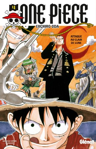 One piece - Edition originale Vol.4 par ODA Eiichirô