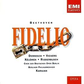 Fidelio Op. 72, ACT 1: Nr. 9 Rezitativ und Arie: Abscheulicher! Wo eilst du hin? (Leonore)