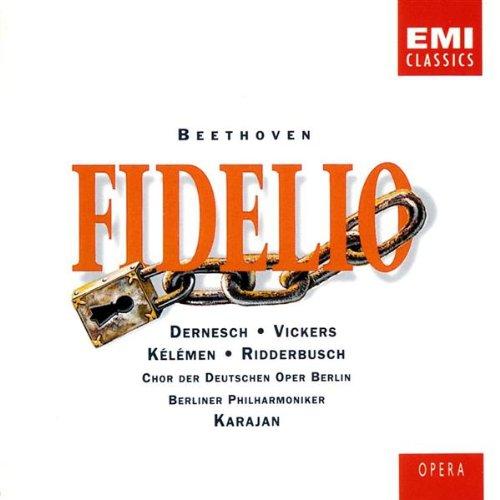 Fidelio Op. 72, ACT 1: Nr. 5 Terzett: Gut, Söhnchen, gut, hab' immer Mut (Rocco/Leonore/Marzelline)