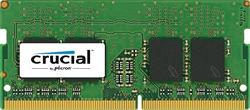 Crucial 8GB DDR4 1.2V 2400Mhz CL17 SODIMM RAM Memory Module for Notebooks...