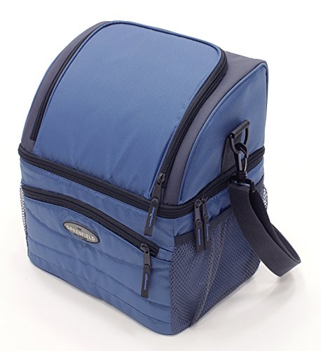 Greenfield Collection Sac Isotherme En Bleu Poudre