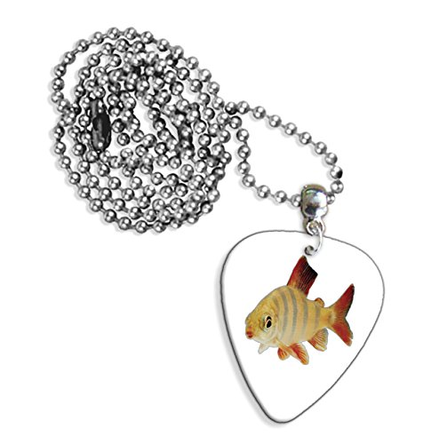 goldfish-fish-logo-collar-de-pua-de-guitarra-gd